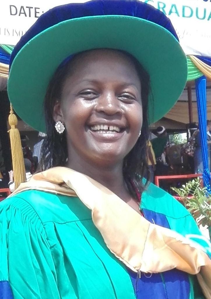Dr. Catherine Laura Mamuli